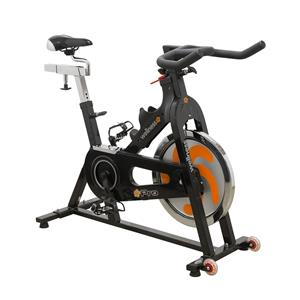 BIKE SPINNING PRO WELLNESS PAINEL RES MECANICA RODA 20 KG SUPORTA 145K - GY005